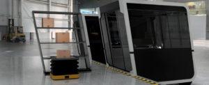 NEXT Future Transportation announces autonomous parcel delivery solution