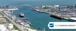 Port of Corpus Christi ship channel improvement underway
