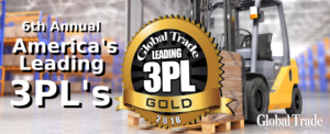 Global Trade's 50 Leading 3PL's of 2018