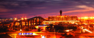 """From """"The Farm"""" to Phoenix Sky Harbor International Airport"""
