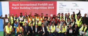 Hactl Hosts 12th Annual International Forklift and Pallet Building Competition