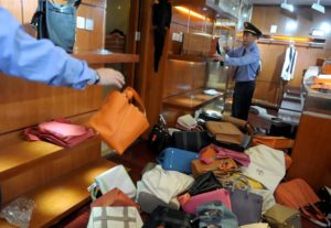 Counterfeit Trade on the Rise