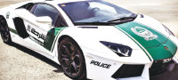 CAR 54 WHERE ARE YOU? Meet the latest addition to the Dubai Police Department, a $250K Ferrari.