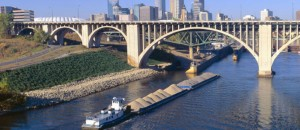 Exports Are Flowing From The Mississippi River Corridor