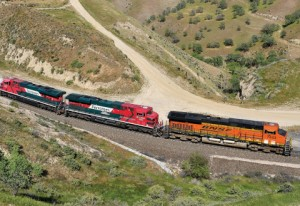 BNSF, Ferromex Offer New Chicago-Mexico Intermodal Service