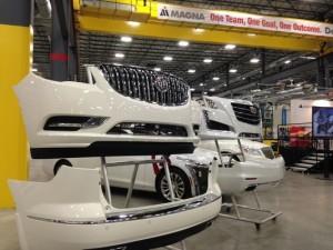 Canada's Magna Opens New Auto Exteriors Facility in Michigan