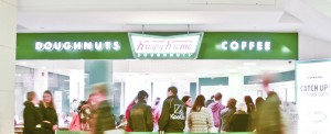 Krispy Kreme Finds Russia Hungry for Franchises!