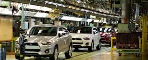Japan's Mitsubishi Says Sayonara to U.S. Assembly Operations