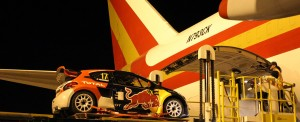 Chapman Freeborn Delivers 19 Rallycross Supercars to Norway