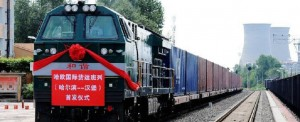 UTi Begins New Rail Service Linking China and Germany