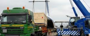 Volga-Dnepr Delivers Oil Pump To-The-Door in Turkmenistan