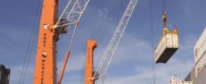 Port Manatee Container Volume up 83 percent