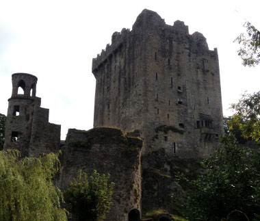 Blarney Castle: It is so imposing it will stop you in your tracks
