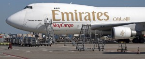 Emirates Group Cargo is Up 10 Percent in Half-Year Performance Results
