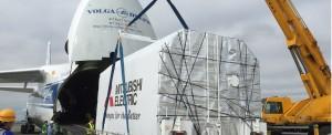 Volga-Dnepr Delivers Türksat Satellite