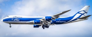 Boeing, AirBridgeCargo Airlines Celebrate Delivery of Two 747-8 Freighters