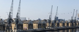 Bigger Ships Than Ever Call at the Port of London as Trade Increases