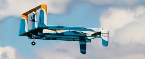 Amazon Unveils Drone Models