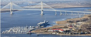 South Carolina Ports Authority Container Volume Up 4.4 Percent