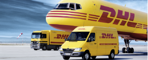 DHL Keeps Lufthansa Flight Personnel Well Dressed