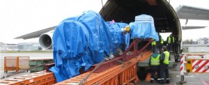Volga-Dnepr Engineers Special Transport Frame for 59-Ton Oil Rig Compressor Delivery