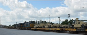 First Trains Arrive at JAXPORT's New Rail Terminal