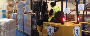 UN Food Relief Agency Provides Logistics Support to Japan Earthquake Response