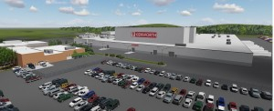 Kenworth Chillicothe Assembly Plant Underway on Major Construction Project