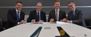 Cathay Pacific and Lufthansa Cargo Enter Joint Venture