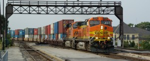 Intermodal Volumes Up in First Quarter