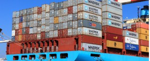 Port Welcomed Largest Container Ship Ever To Call On New York/New Jersey