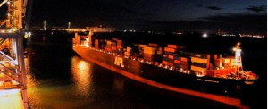 SC Ports Authority Handles Largest Container Ship