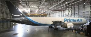 BREAKING NEWS: Amazon Takes Flight