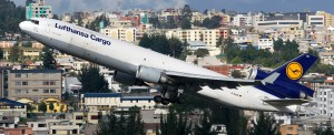 Lufthansa Cargo Takes Over time:matters