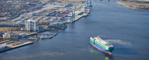 SC Ports Authority Posts Highest July Container Volume in History