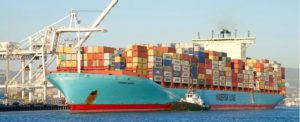 Moody's Places Maersk's Credit Rating on Review