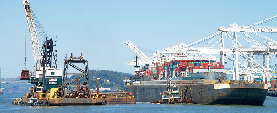 WRDA will help US ports handle more shipments of export cargo and import cargo in international trade.