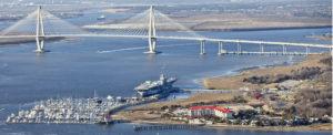Charleston Harbor Deepening Project Progresses