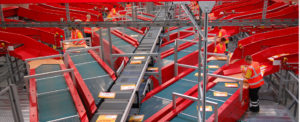 DHL Express Opens New Sorting Center in Leipzig