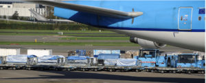 Decent Figures At Last for Air Cargo