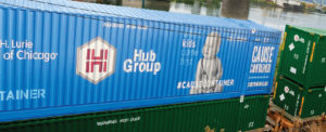 Hub Group Completes First Year of #CauseContainer