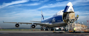 AirBridgeCargo Connects Heathrow With Global Network Via Moscow