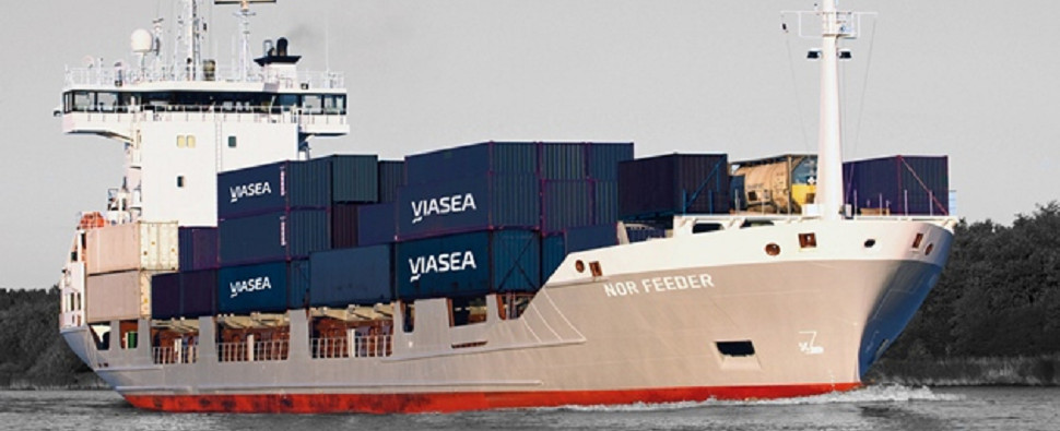 New Norwegian shortsea carrier will be handling container shipments of export cargo and import cargo in international trade.