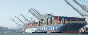 Ocean Alliance Carriers in Agreement on Port Cooperation