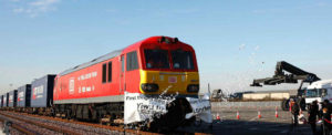 BREAKING NEWS: First Freight Train From China Arrives in London