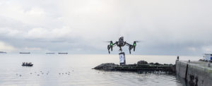 Ireland's First Approved Parcel Delivery by Drone