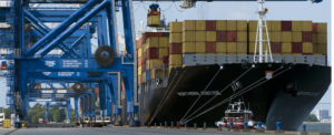 SC Ports Authority Container Volume Climbs Five Percent