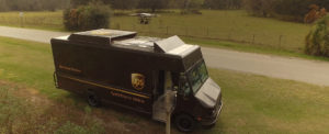 UPS Tests Residential Delivery Via Drone