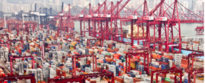 Uptick in Container Cargo Growth Seen