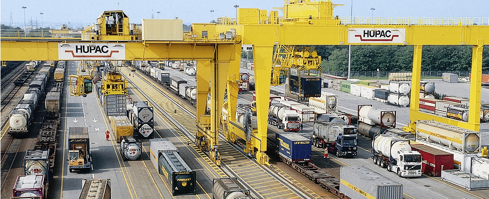 Rail between China and Europe is attracting more shipments of export cargo and import cargo in international trade.